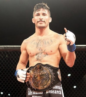 Tachi Palace Fights Champion.