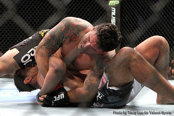 UFC 140 Results: 5 Questions We Still Have About Frank Mir