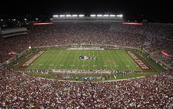 A sea of Garnet and Gold should dominate a sold out Citrus Bowl Stadium against Notre Dame