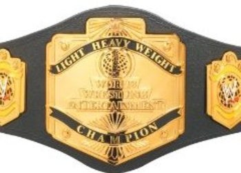 WWF Light Heavyweight Championship
