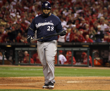 Fielder started in Milwaukee, but it is unlikely he will continue there.