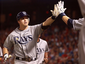 Evan Longoria has led a charge into multiple postseasons for the Rays.