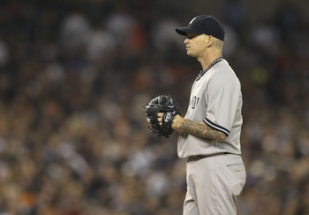 Burnett has been fighting a battle against himself and the media since joining the Yankees in 2009.