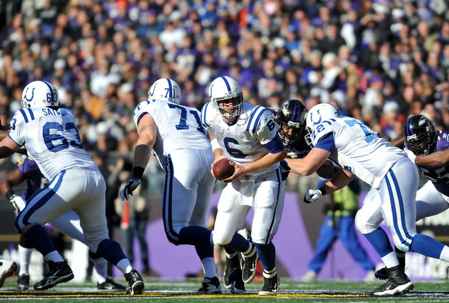 NFL Power Rankings Week 15: Ranking the Top Andrew Luck Contenders