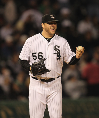 Mark Buehrle was one of the key Marlins' additions.