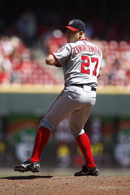 Jordan Zimmerman has bounced back well from Tommy John Surgery.