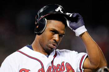 Michael Bourn is a talented leadoff hitter that plays Gold Glove defense.