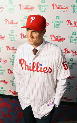 The Phillies landed a proven big-game closer in Jonathan Papelbon.