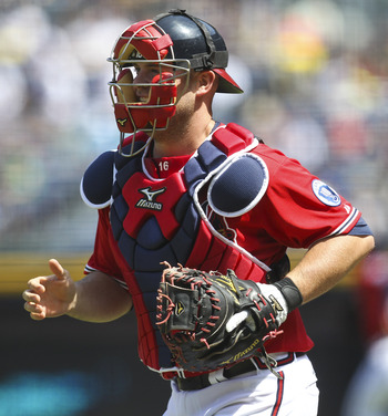 Brian McCann is one of the best catchers in the game.