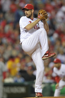 Cliff Lee enjoyed a strong first year back in Philadelphia.