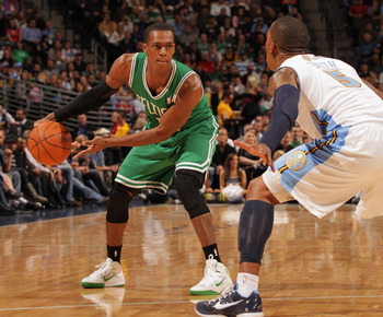 Rajon Rondo might not be the only Celtic who will deal with trade rumors this season.