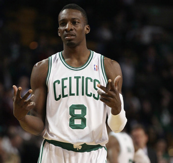 Jeff Green must figure out where he fits in on the 2011-2012 Celtics.