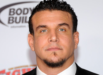 LAS VEGAS, NV - NOVEMBER 30:  Mixed martial artist Frank Mir arrives at the Fighters Only World Mixed Martial Arts Awards 2011 at the Palms Casino Resort November 30, 2011 in Las Vegas, Nevada.  (Photo by Ethan Miller/Getty Images)