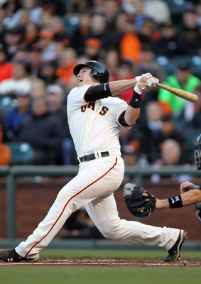 The Giants are counting on a healthy Buster Posey