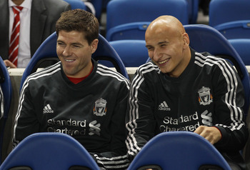 The likes of Jonjo Shelvey and Jordan Henderson will benefit from Gerrard's return