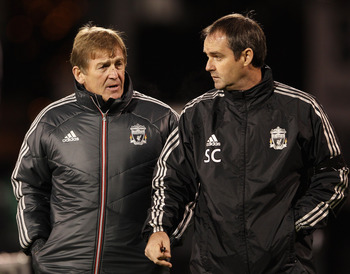 Kenny Dalglish and Steve Clarke mull their strategic options