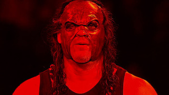 Kane Returns to Raw