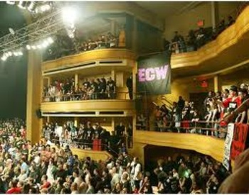 ECW Fans Demanded It To Be Their Way Or The Highway. This Is Why WWE's Vision Of The Company Flatlined Quickly. There Is No Point Going 50/50 Otherwise It Leads To Wipespread Disappointment.