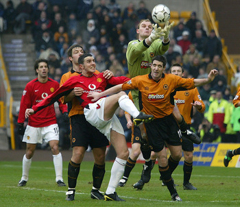 Kenny Miller won the game for Wolves in a match United dominated.