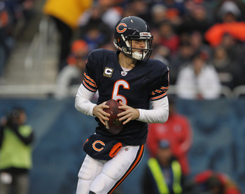 One can only imagine that Jay Cutler would love the deep threat that DeSean Jackson could bring to the Bears' offense.
