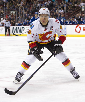 The Flames don't look like they're in position to make a run over the final season and a half of Iginla's contract. It may be time to trade their captain.
