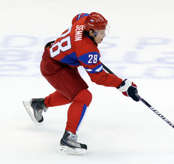 Semin is a prime candidate for a change of scenery, and Toronto could be that place.