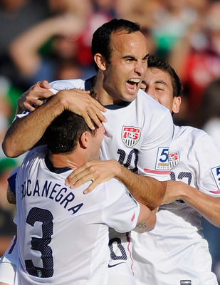 Donovan and Bocanegra won't always be the spine of the USMNT