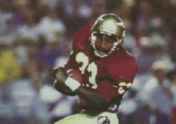 Florida State RB Sammie Smith was named the game's MVP.