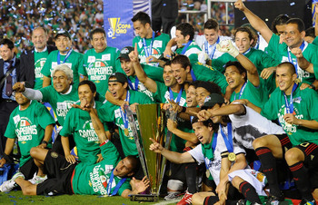 Mexico's dominant performance in the CONCACAF Gold Cup place them on this list.