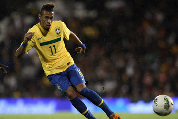 Neymar is the future of Brazilian soccer, but will he deliver when the World Cup comes?