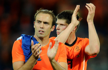 Flying Dutchmen: The Netherlands have been flying high and check in at No. 3 on this list.