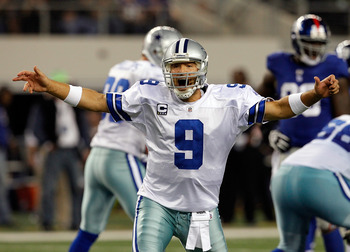 Can Romo lead the Cowboys to the playoffs or have they ruined their chance already?