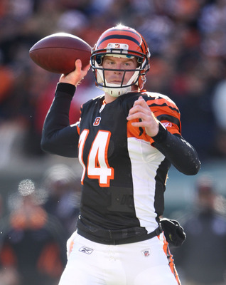 Can Andy Dalton lead the Bengals to the postseason?