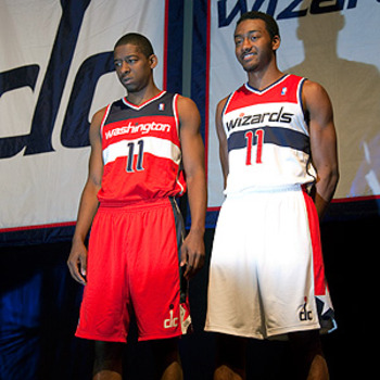 John Wall and Jordan Crawford