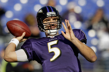 Joe Flacco is no stranger to the postseason, but still has a few hurdles to overcome