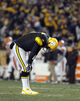 A lot is resting on whether or not Big Ben will be on the field