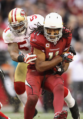 Larry Fitzgerald is a bright spot in an otherise gloomy future