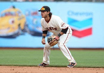Brandon Crawford is an excellent defensive player