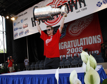 Could Nicklas Lidstrom get one more Cup before he retires?