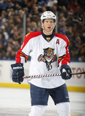 The Panthers had to take on Brian Campbell's contract to make the salary floor