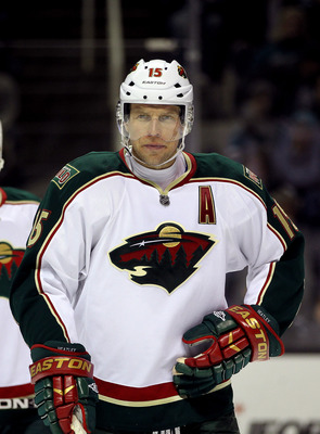 Could Dany Heatley finally get the Cup he has smelled with the San Jose Sharks and Ottawa Senators?