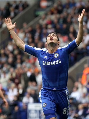 Frank Lampard: Still doing the business for Chelsea