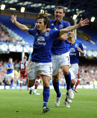 Leighton Baines: One of the League's best full-backs