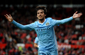 David Silva: One of the world's finest