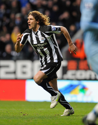 Fabricio Coloccini: A rock in the Newcastle defence