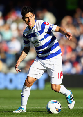 Alejandro Faurlin: One of the few remnants of QPR's Championship-winning team
