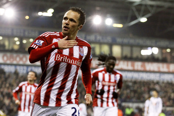 Matthew Etherington: Has enjoyed a new lease of life since joining Stoke