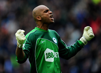 Ali Al-Habsi: Integral in Wigan's successful relegation fight