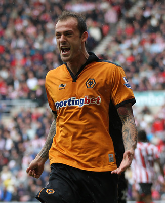 Steven Fletcher: Spearheading the Wolves attack