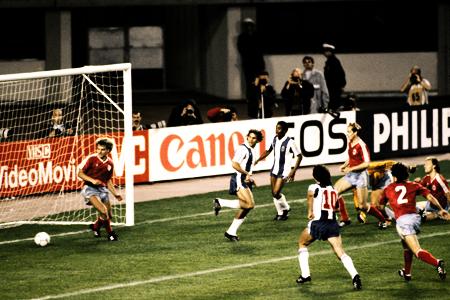 20 Greatest Soccer Backheel Goals Caught on YouTube